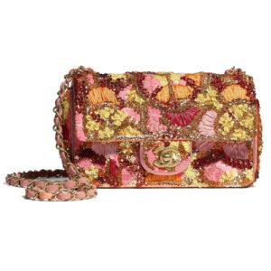 chanel flap handbags