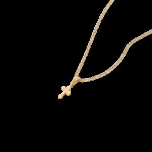 petite-cross-necklace